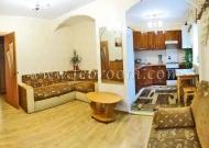 Феодосия 3 комнатная квартира для летнего отдыха, ул. Победы 15