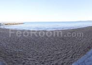 Феодосия, отдых у моря на Золотом пляже, номера ЛЮКС с кухнями, парковка