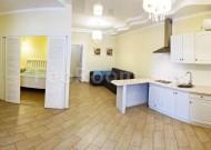 Феодосия отдых на Черноморской набережной, 2 комнатная квартира